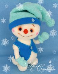 Снеговичок Кузёмка