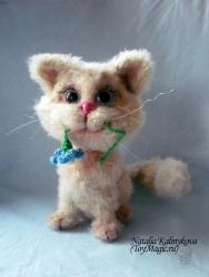 Кошечка Мур-Мяу