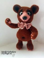 Шоколадно-Черешневый мишка или просто Мишка Черешенка