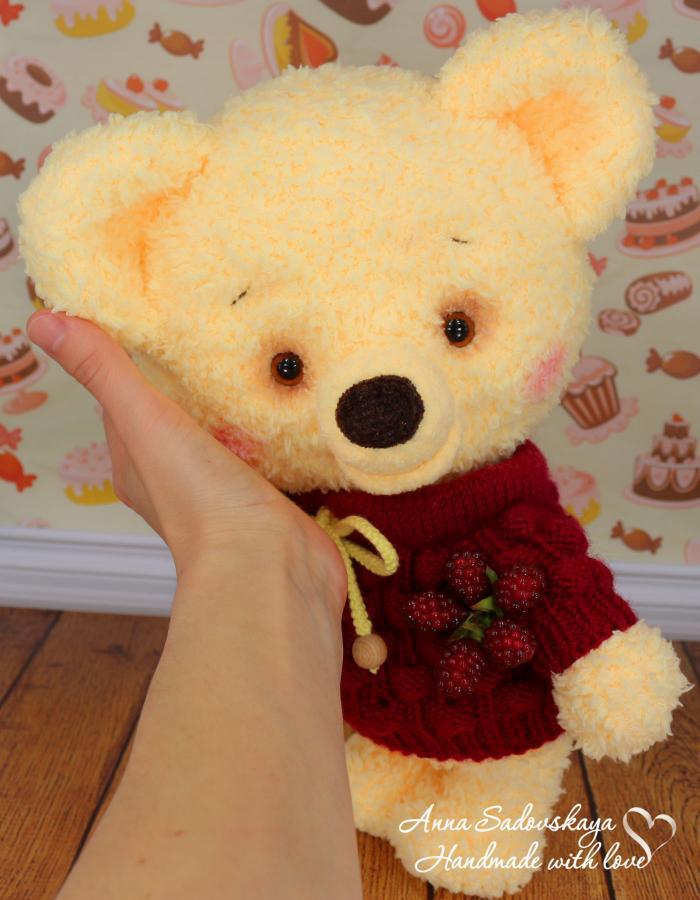 Медвежонок Ванилька