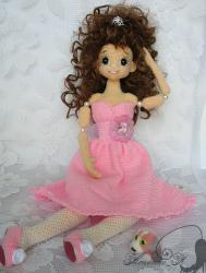 Кукла-шарнирка Жанетт