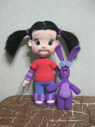 Катюша и её друг Мим-Мим