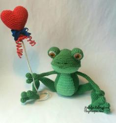 Влюбленный принц Лягух