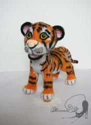Амурский тигренок