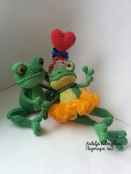 Лягух и Лягуша