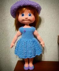 Куколка красавица.