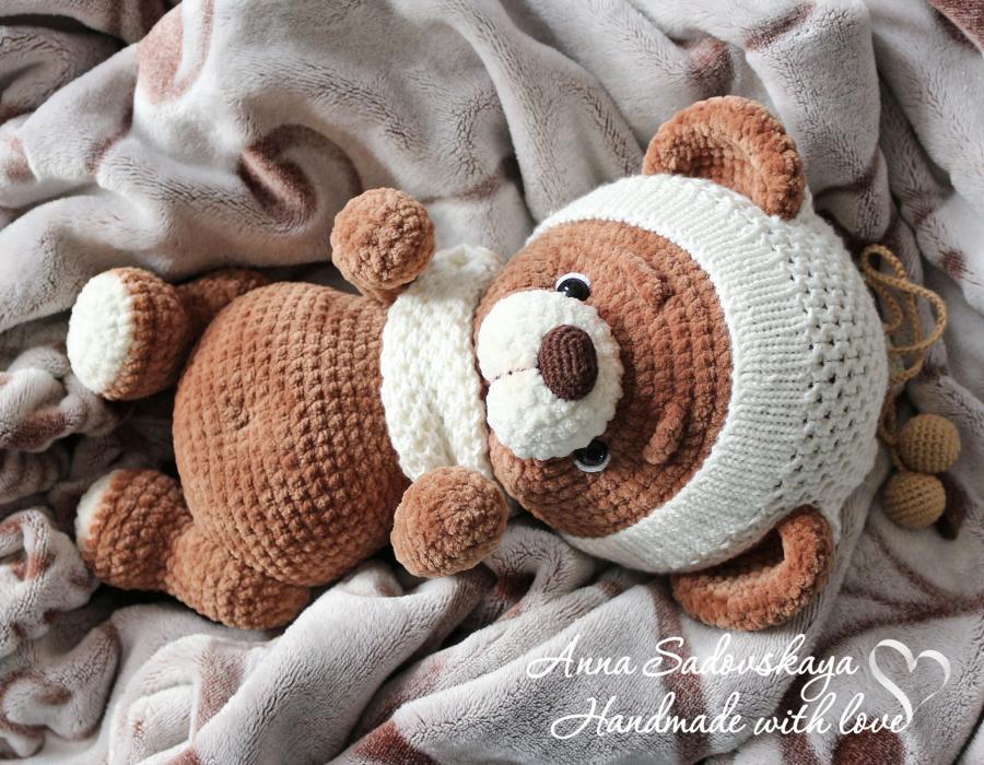 Шоколадный медвежонок