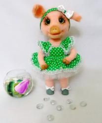 свинка Маруська