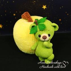 Яблочный мишка
