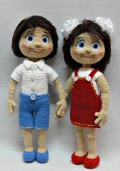 Оля и Коля