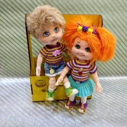 Ванечка и Полинка