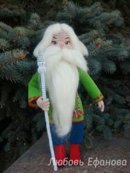 Дед Мороз без шубы