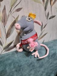 Крысотка-Королева КРЫСоты.