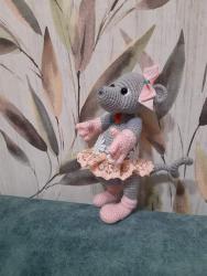 Мышка Маруся,