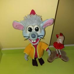Мышонок Жак