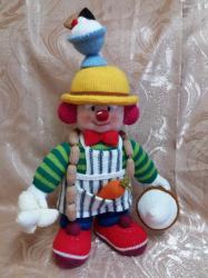 Красноносый клоун Кулинар
