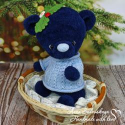 Черничный медвежонок
