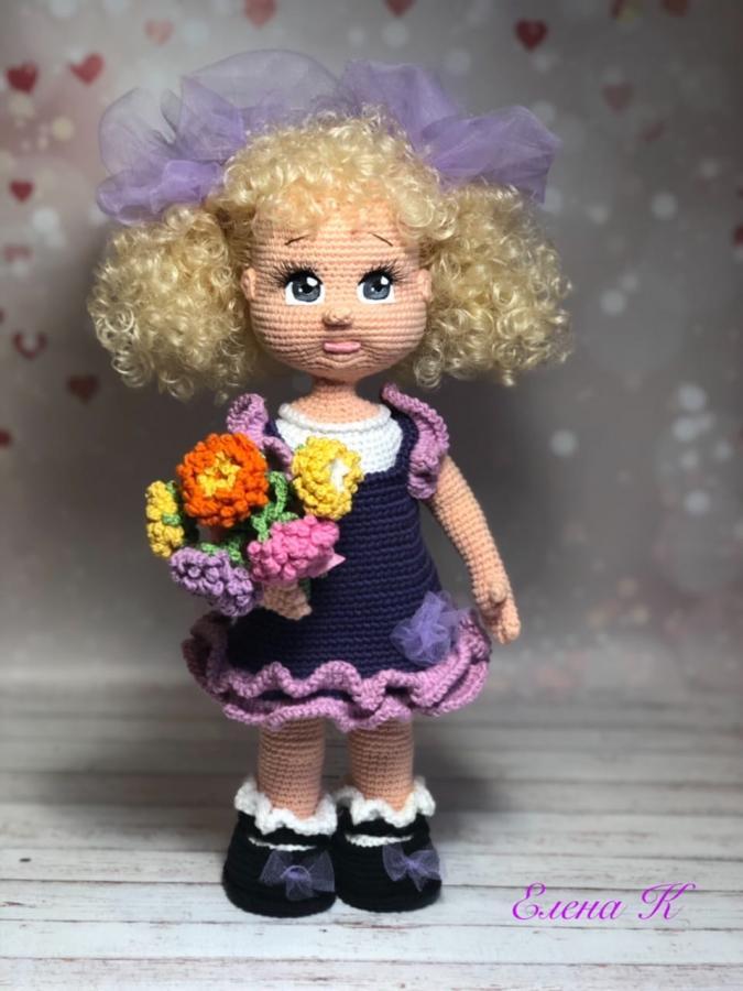 куколка связана по мк Леночки Аккоджа