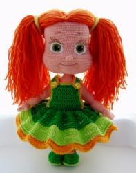 Куколка Иринка