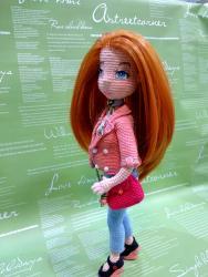 Куколка Алинка