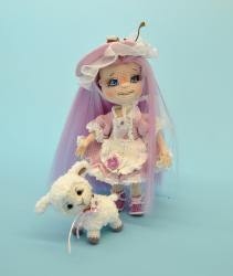 Заря- розовая девочка