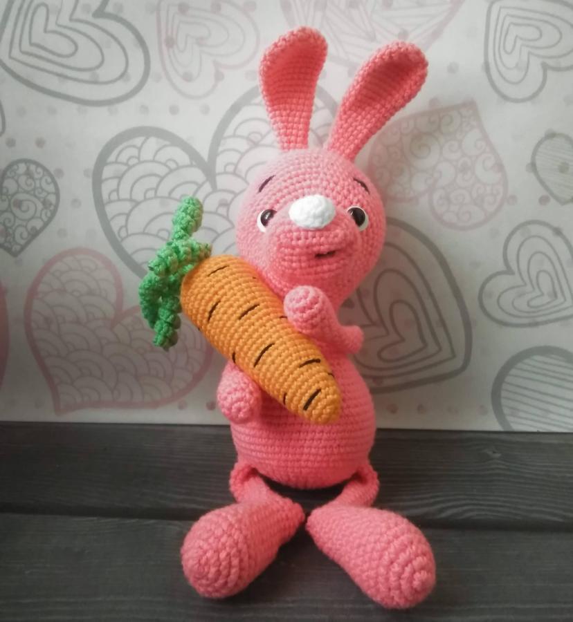 Филимончик с морковкой по МК Ани Садлвской