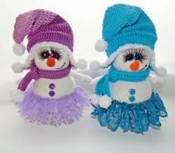 Снеговушки