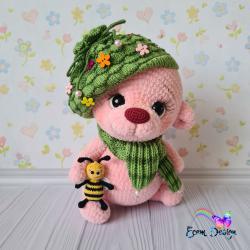 Мишка Розочка