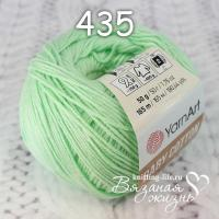 Пряжа YarnArt Baby Cotton цвет номер 435