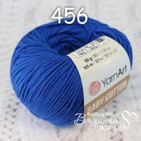 Пряжа YarnArt Baby Cotton цвет номер 456