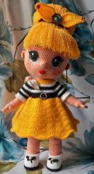 "Кукла Лол, а костюме ""Ля-Мур"""