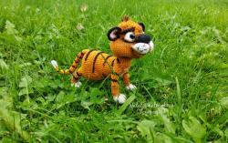 Тигр Плюшка