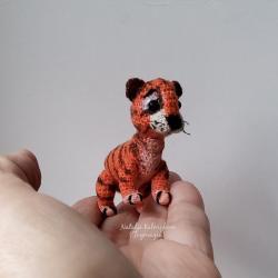 Ладошечный тигр